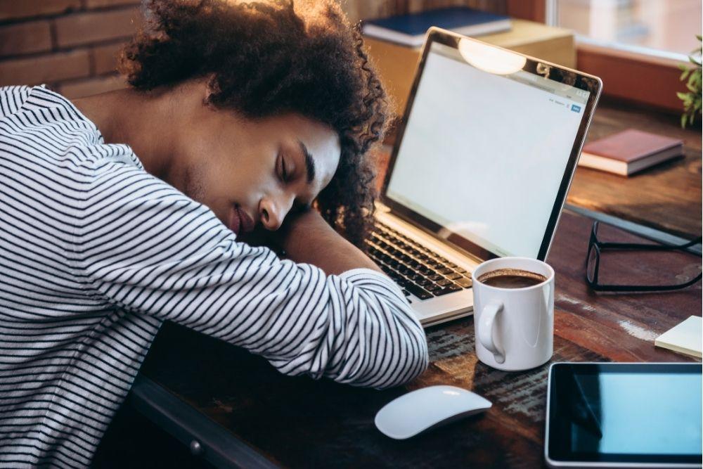 take effective break at work